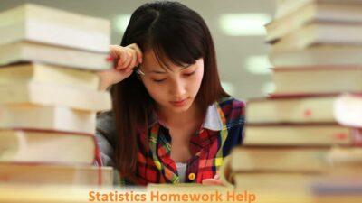 homework statistics