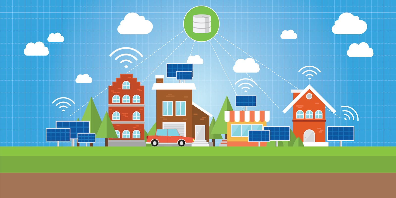 IoT spreading its wings in real estate!