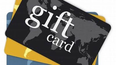 Soch gift card