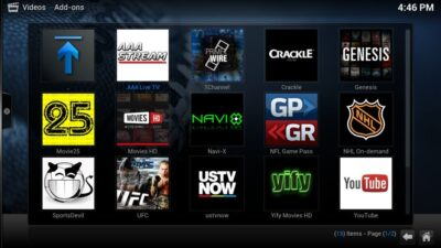 Movierulz Kodi Addon
