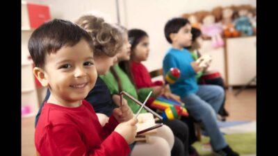Music in Transforming Kids