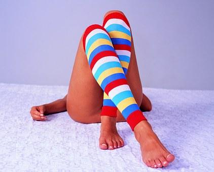 woolen stockings