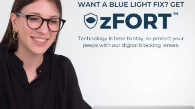 Blue Block Glasses from SmartBuyGlasses