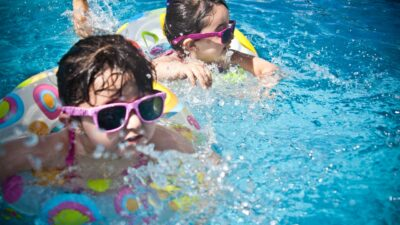 Swimming is Important for Kids and Safety Tips
