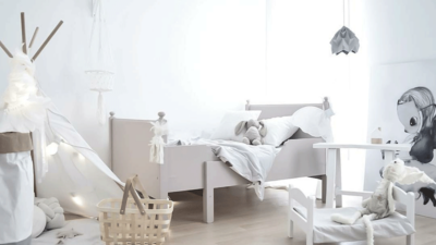 A Bed That Grows With a Child
