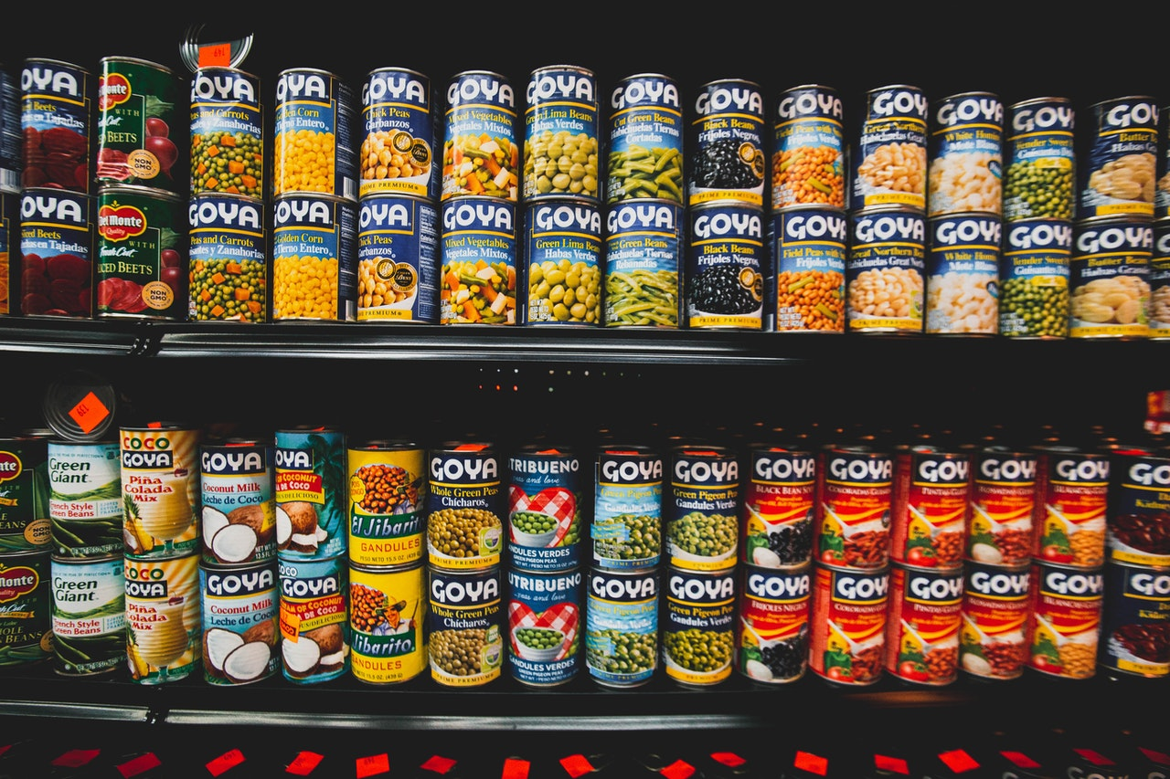Unique Canned-Food Business